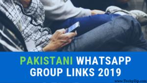 Featured Image Pakistani WhatsApp Group Links 2019