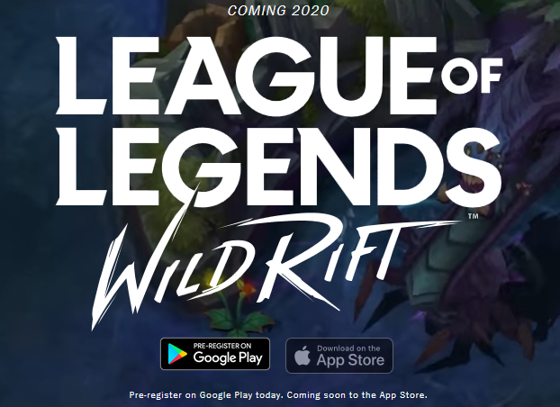 Download League of Legends Wild Rift APK