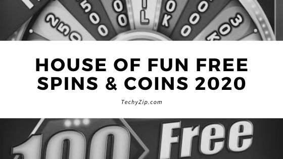 House of Fun Free Coins 2020 - House of Fun Free Spins 2020