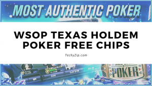 Featured image for blog post consisting WSOP FREE CHIPS 2020 Updated