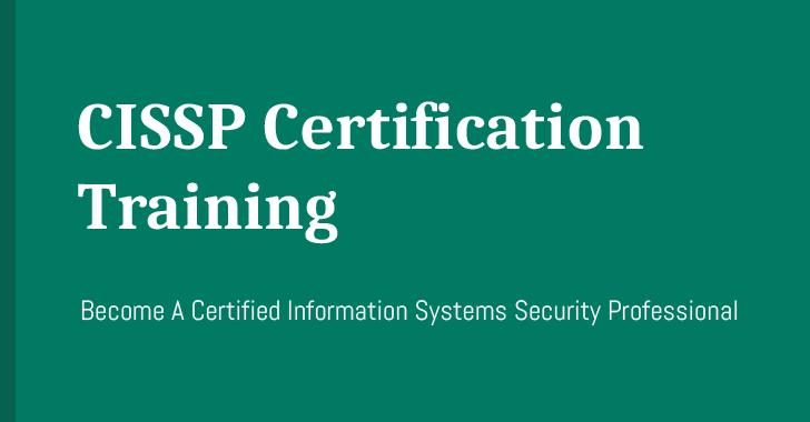 cissp-certification-online-training-course