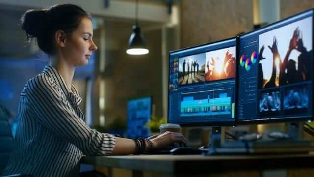 How to Work from Home with an Online Video Editor